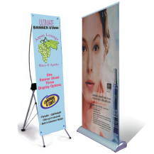 Banner Stands Displays