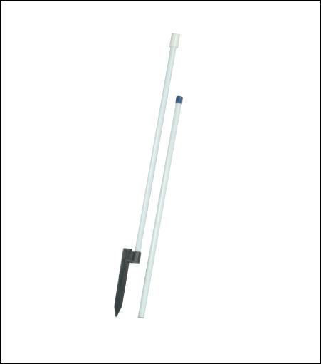 Sign Mart Steel Top Flag Pole