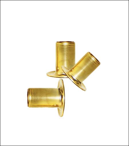 #2 Extra Longneck Brass Grommet