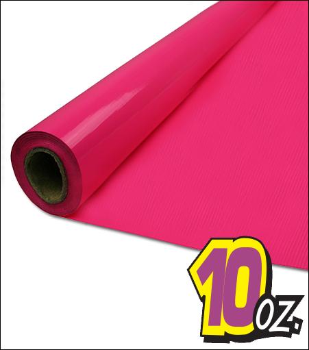 10oz Fluorescent Vinyl Banner Blanks