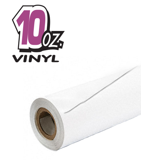 Banner Material Vinyl 10oz (By the Yard)