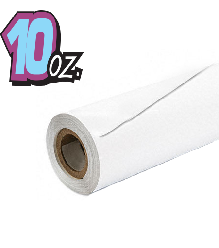 10oz Vinyl Banner Blanks Colors