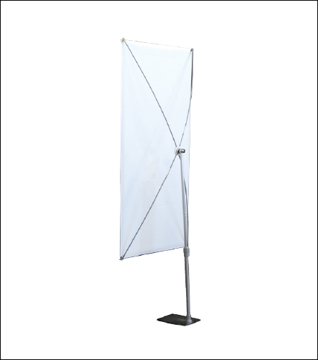 3-Way Banner Stand