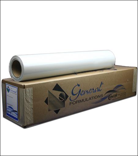 General Formulations® 402 Matte UV Over-laminating Film