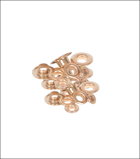 Stimpson Self Piercing Brass Grommets