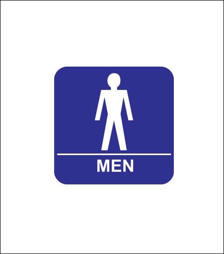 Men Sign