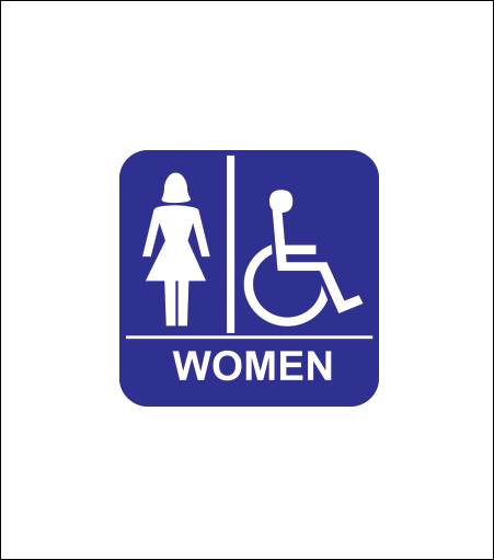 Women w/ Wheel Chair