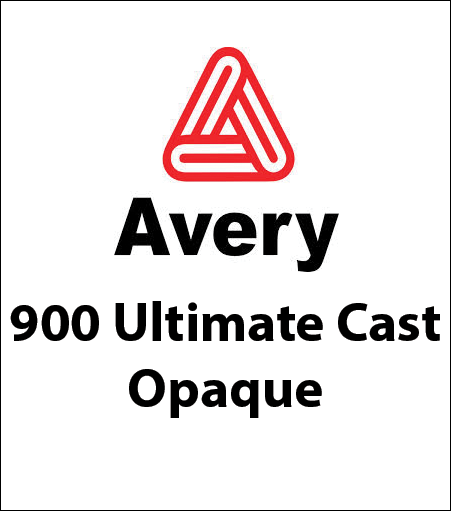 Avery 900 Ultimate Cast Opaque