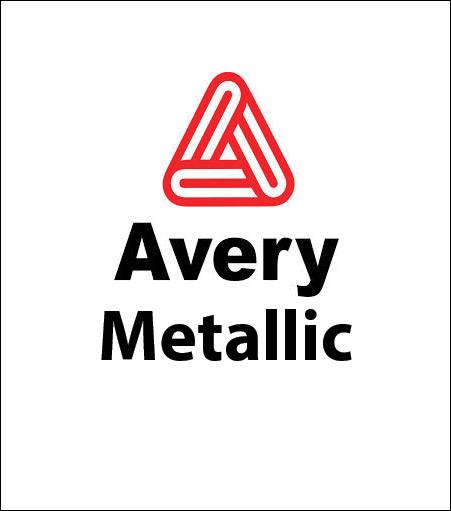 Avery© Metallic