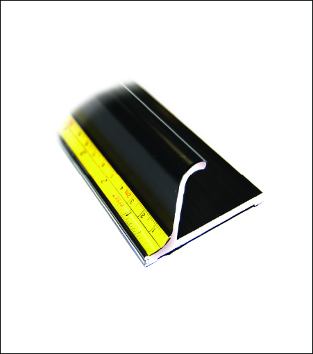 Black Beauty Safety Ruler