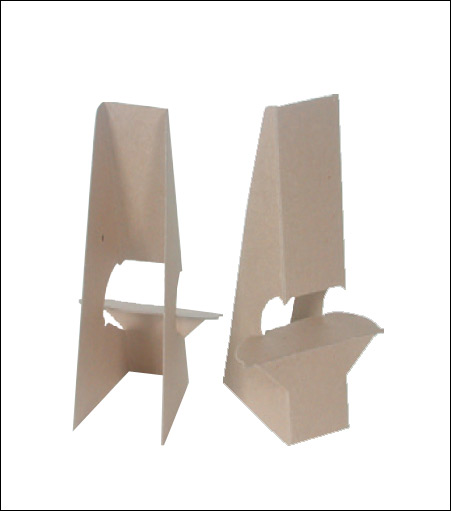 Chipboard Easels (Double Wing)