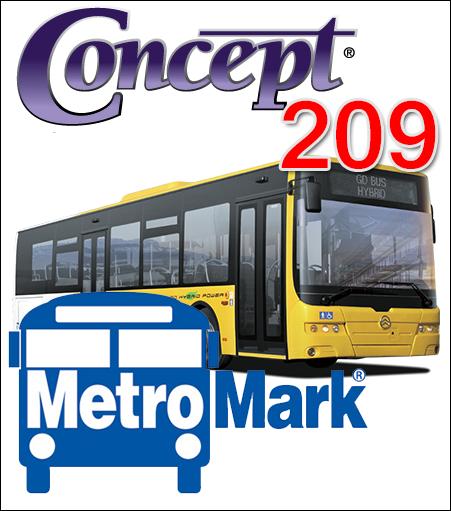 General Formulations® 209 MetroMark™  Transit Graphics Vinyl