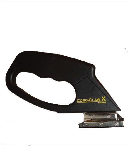 Coro-Claw™  X 10 Mil Corrugated Plastic Cutter