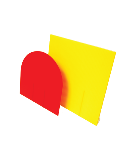 Countertop Sign Holder