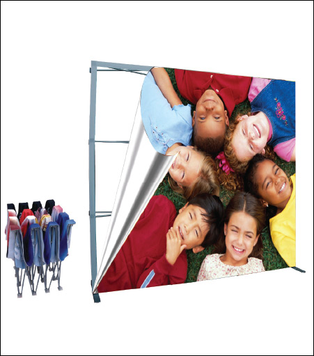 Display Pop-Up Frame