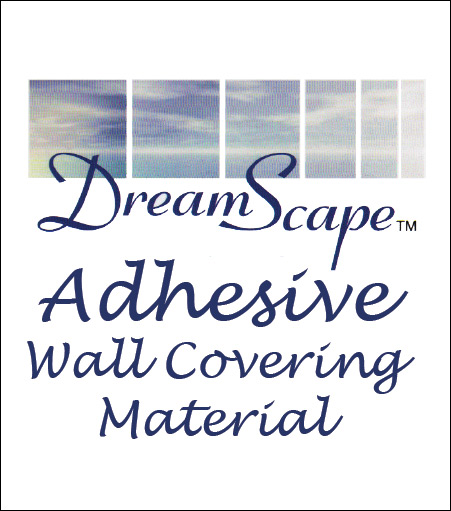 DreamScape™ Adhesive Wallcovering Material