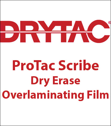 Sign Mart Protac Scribe Overlaminating Film