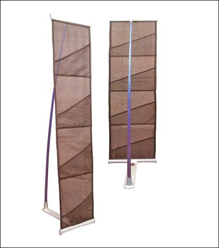 EL Banner Stand