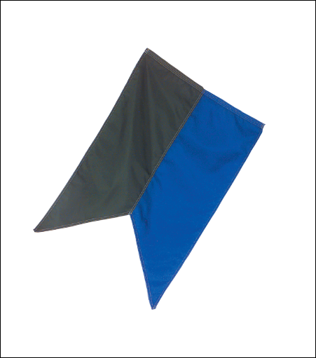 Two Panel Nylon Fish Tail