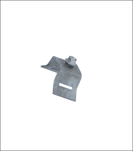 Sign-Mounting Bracket - Galvanized Steel