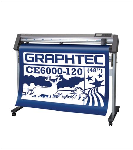 Graphtec CE6000 Cutter