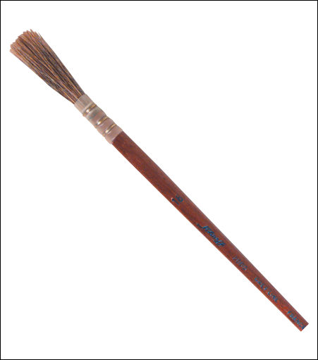 Paint Brush Greyline Quills Series 2000