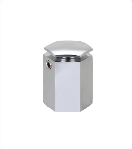 Aluminum Hexagon Standoff 15x21