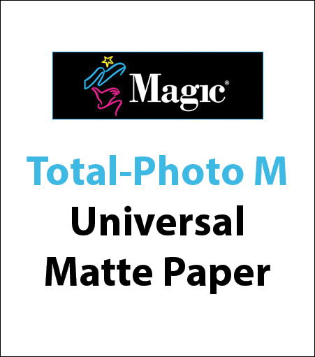 Magic® Total-Photo M Universal Photo-Realistic Paper
