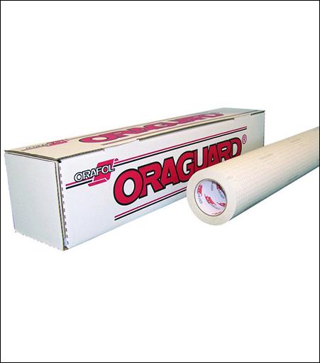 Orafol / Oracal Oraguard® 290GF Premium Cast Laminating Film.