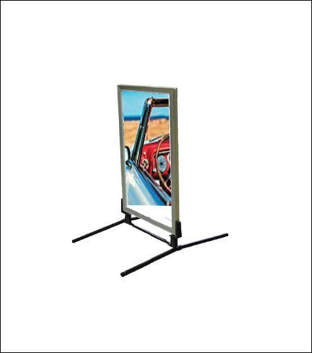 Pro Flex Curb Frame