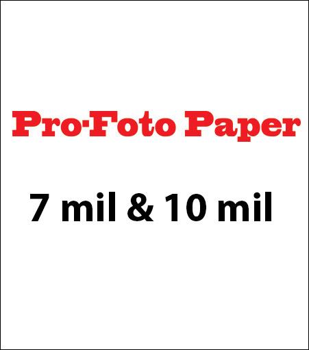 Pro-Foto Paper