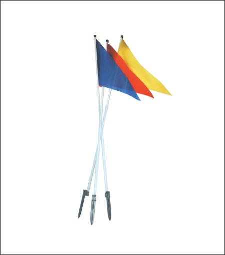 Real Estate Flag Pole