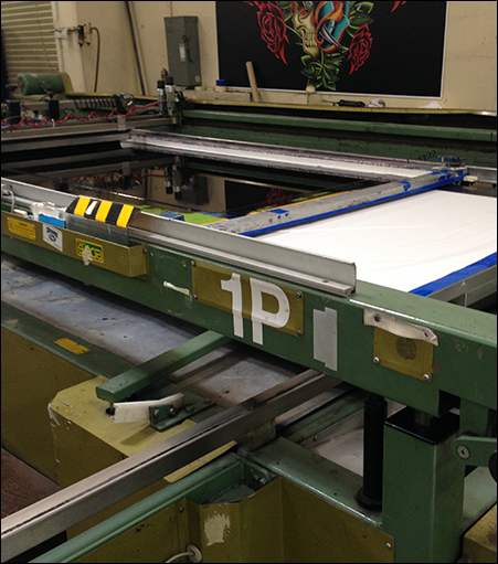 Two Color Screen Printed Vinyl Banners (x25)