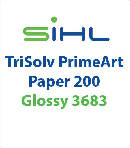 Sihl TriSolv PrimeArt™ 210 Glossy 3683 Paper