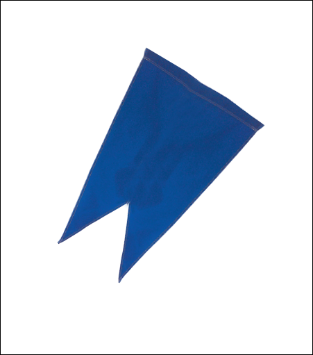 Solid Color Nylon Burgee