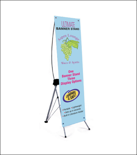 The Ultimate Banner Stand