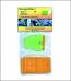 ScrapeRite™ Double Edge Plastic Razor Blades 25 Pack
