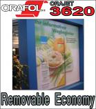 Orafol / Oracal Orajet® 3620 Economy Vinyl