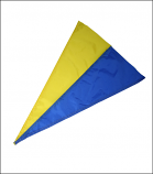 Two Panel Nylon Pennants