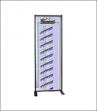 Easy-Adjustable Banner stand