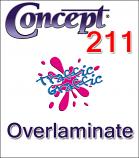 General Formulations® 211 Traffic Graffic™ Over-laminate (Rolls)