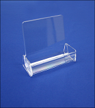 Business Card Acrylic Countertop Display