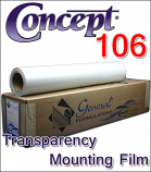 General Formulations® 106 Transparency Mounting Film