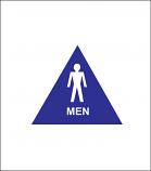 """12"""" Men Sign"""