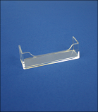 Business Card Acrylic Wallmount Display