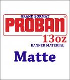 ProBan® Grand Format Matte Banner Material