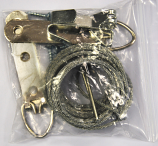 WrapTek™ SUPER HEAVY DUTY Hanging Hardware Kit