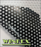 Winfex Perforated Display Window Film
