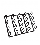Heavy Duty Wall Rack System