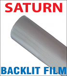 Saturn Backlit Film